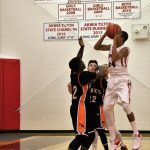 Roeper High School Boys Varsity Basketball beat Huron Valley Lutheran High School 41-38