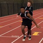 Roeper High School Boys Varsity Track opens up season