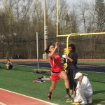 Alexis Johnson takes home three 1st place finishes