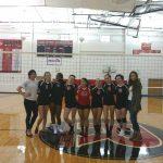 Roeper High School Girls Varsity Volleyball beat Michigan Mathematics and Science Academy 3-0