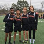Track Team has break out performances at DCD meet