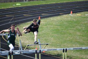 Webberville and Westland Varsity Track