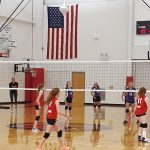 Girls Middle School Volleyball B vs Plymouth Christian Academy # – 3