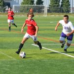 Evan Akkashian selected as one of the MIAC Athletes of August