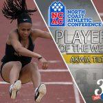 Roeper Alum Akwia Tilton Athlete of the Week