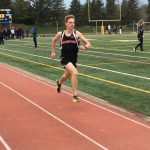 Will Hoover Takes 1st at DCD Track Meet