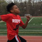 Middle School Track Shines at First Meet