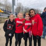 MS Track Cashes in on Four Medalists