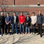 Athletes of the Week-Roeper Varsity Golf Team