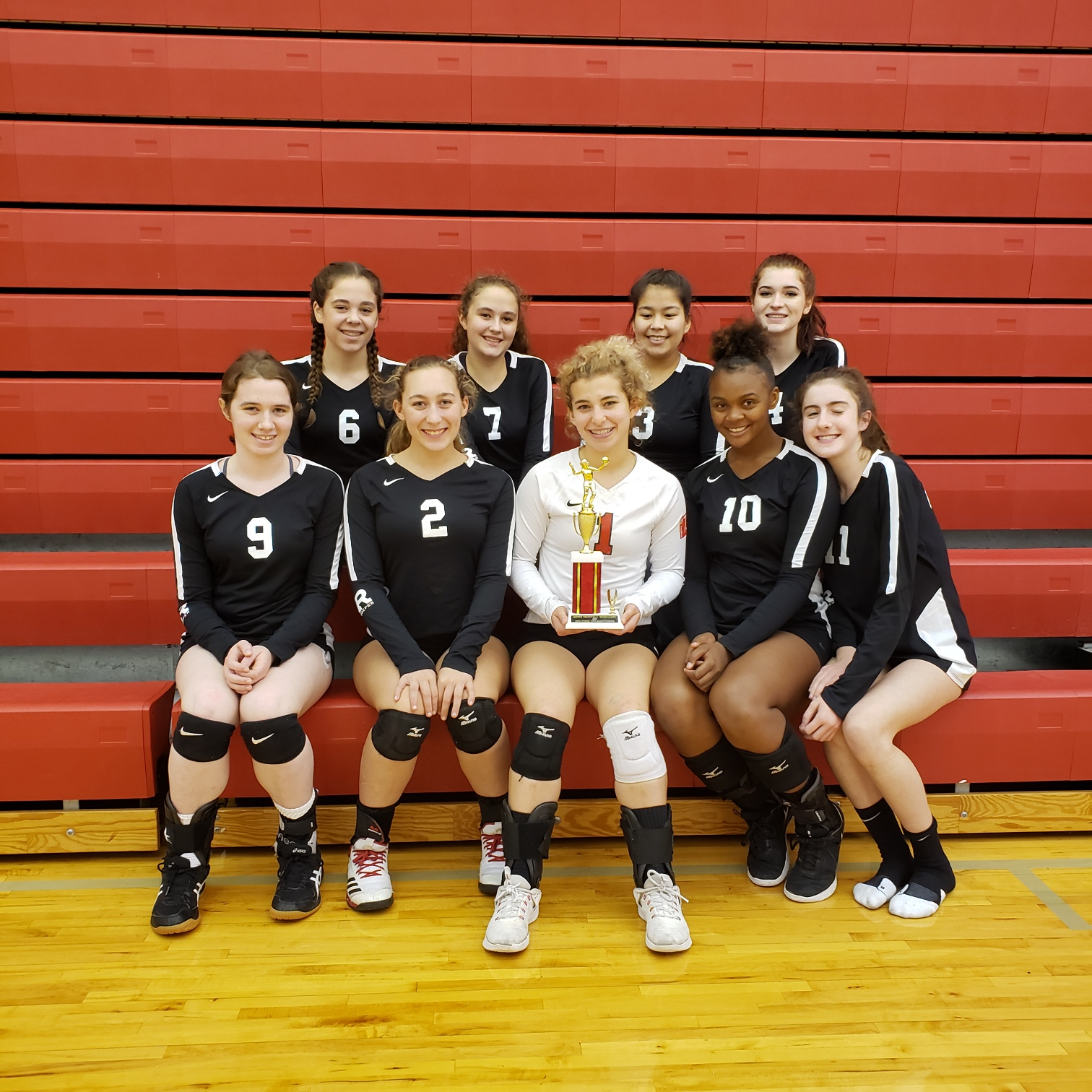 Volleyball Program Finding Success, Eyes on Districts