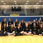 MS Volleyball Travels to U of M- Team Building Trip