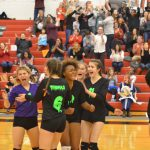 Spooky Volleyball Brings Roeper Community Together