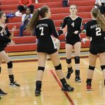 Girls Volleyball Advance to District Finals