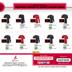 Roeper Sports Spiritwear Store – Now Open!