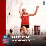 Roeper Alum Alexis Johnson NCAC Athlete of the Week
