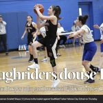 Girls Win Basketball Opener