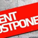 Boys District Finals- Postpone Indefinitely