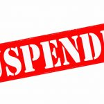 Sports Seasons Suspended