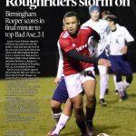 Roeper Senior Athlete Spotlight – Jacob Gladney
