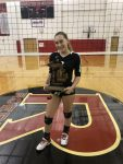 Roeper Senior Athlete Spotlight – Alexa Miller