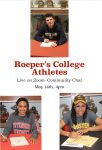 Roeper's College Athletes Chat on Zoom