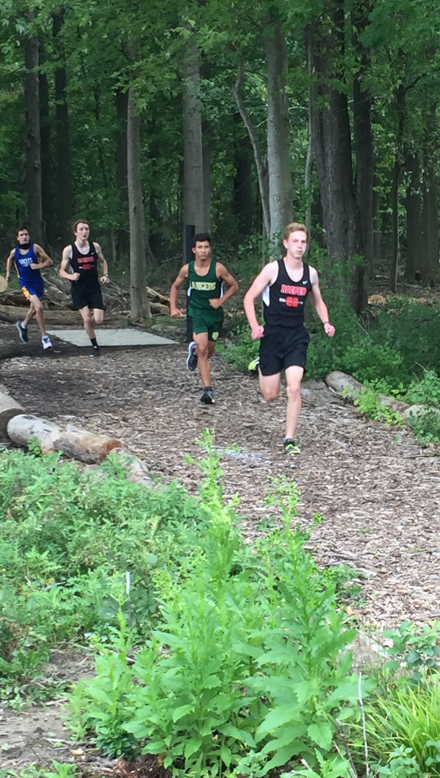 Season Starts for Roughrider Harriers
