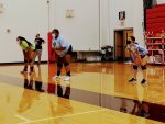 Volleyball Season Ends on a Winning Note