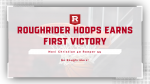 Roeper Cagers Earn First Victory of the Season