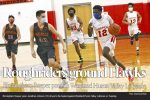 Varsity Boys Basketball Clips the Hawks