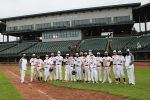 Check out the great photos of the Varsity Baseball team vs ICB