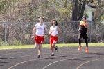 Varsity Track Shines at MIAC Jamboree
