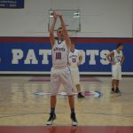 Open Door Christian Schools Boys Varsity Basketball beat Brooklyn High School 52-38