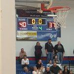 Open Door Christian Schools Girls Varsity Basketball beat Collinwood High School 40-37