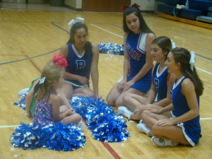 ODCS Mini Patriots Cheer Clinic