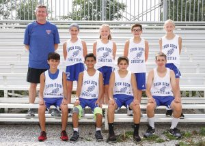 2018 MS Cross Country
