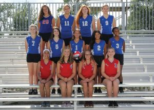 2018 MS Volleyball
