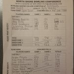 Girls Varsity Bowling falls to Avon Lake 1933 – 1825