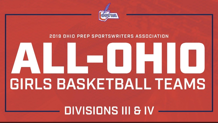 DIV Girls Basketball All-Ohio Announced