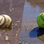 Baseball/Softball Cancelled for Tuesday