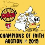 6th Annual Champions of Faith Auction May 31st; OPEN TO ALL