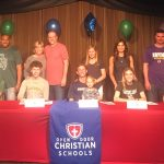 5 Patriots Sign to Continue Academic and Athletic Career in College
