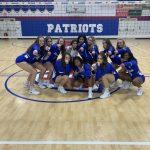 Girls Varsity Volleyball beats Hillsdale 2 – 1