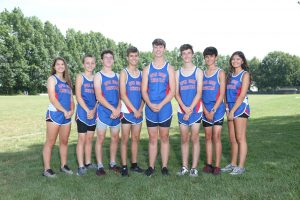 2019 HS Cross Country Team