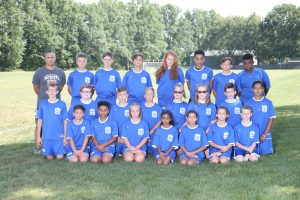 2019 MS Soccer Team