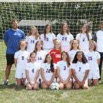 Varsity Girls Soccer 9th in OHSAA D3 Elyria District