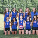 2019 8th Grade Volleyball Team