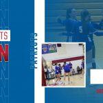 Girls Varsity Volleyball beats Wickliffe Senior 3 – 2