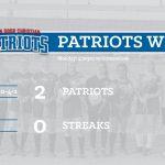 Girls Varsity Soccer beats Sandusky 2 – 0
