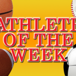 Patriot Student Athlete of the Week Announced!!!