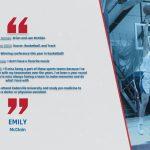 Patriots Senior Spotlight: Emily McClain